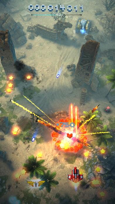 Screenshot of Sky Force Reloaded1