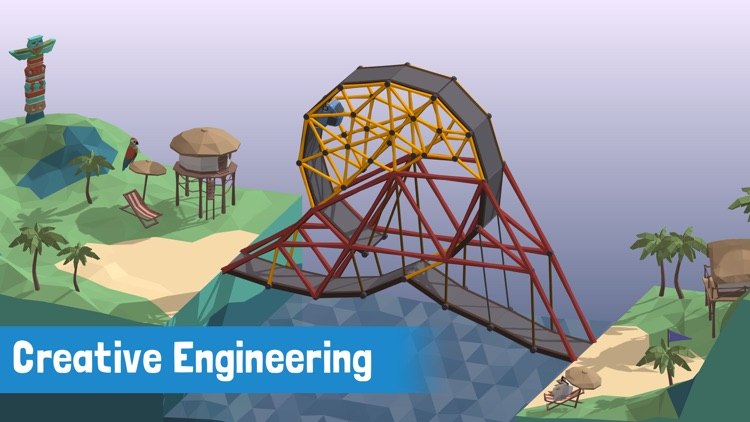 Poly Bridge screenshot-4