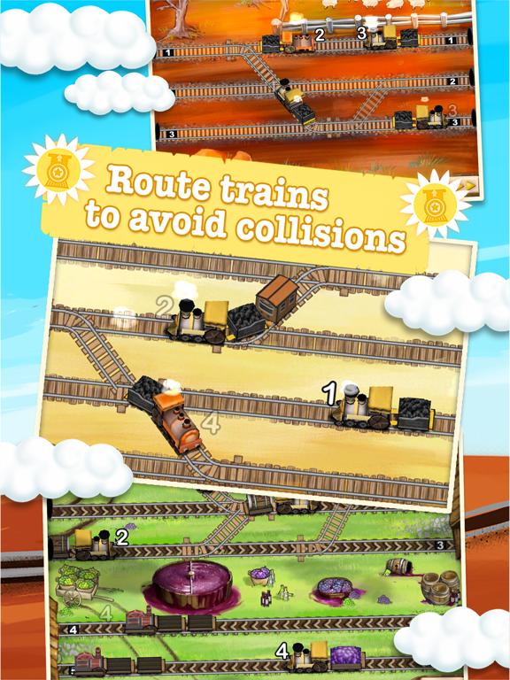 Screenshot #4 pour Train Conductor