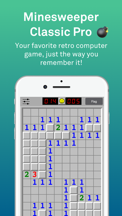 Minesweeper Classic screenshot1