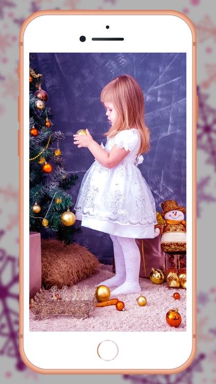 Christmas Wallpapers FHD screenshot-4
