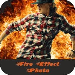 Fire Effect Photo Editor