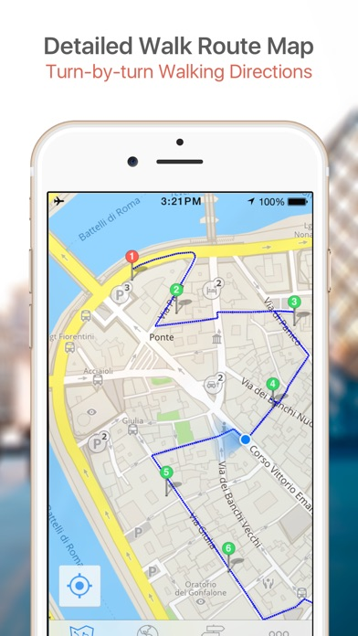 Jerusalem Walking Tours and Map Screenshot 4