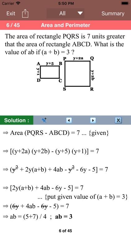 Statistics for GRE® Math screenshot-3