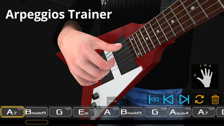 Guitar 3D PRO - Chords, Strums screenshot-4