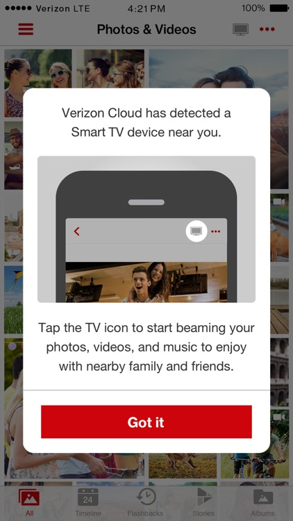 Verizon Cloud screenshot-4