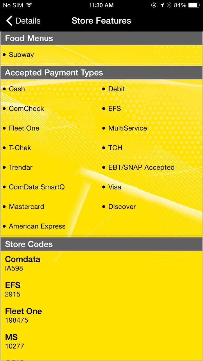 Love's Connect Screenshot