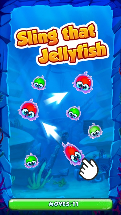 Jigty Jelly screenshot 1