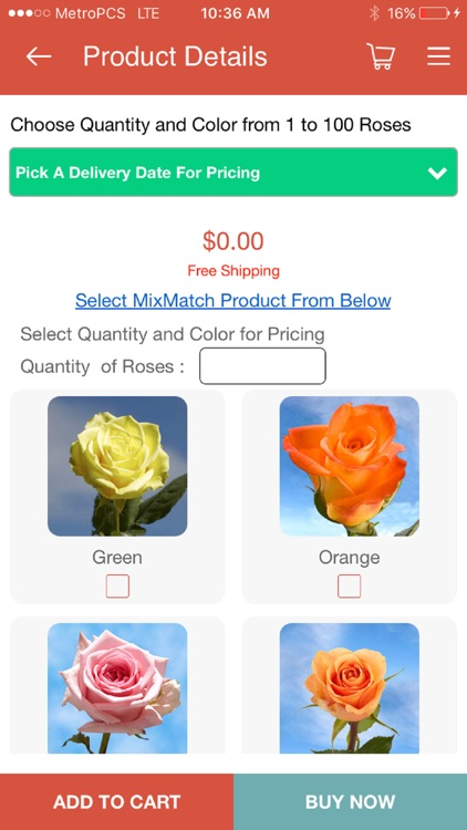 GlobalRose Flowers Delivery screenshot-3