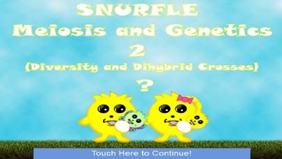 Snurfle Meiosis and Genetics 2 - AppRecs