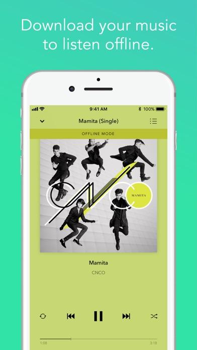 Pandora Music screenshot 5