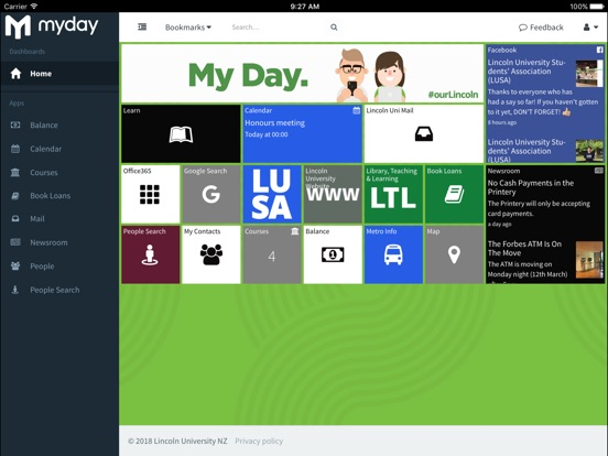 Lincoln myday screenshot 6