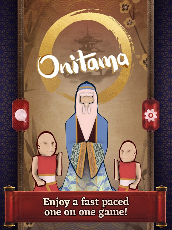 Screenshot #1 for Onitama: The Board Game