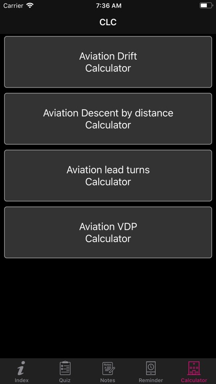 Cessna 172 M/N Checklist screenshot-7