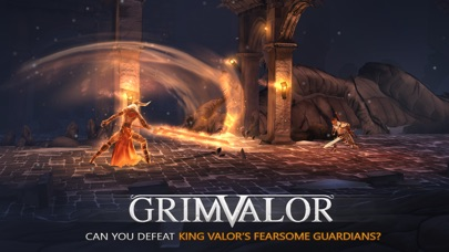 Grimvalor Screenshot 1
