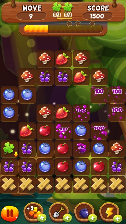 Fruit Candy Match screenshot-3