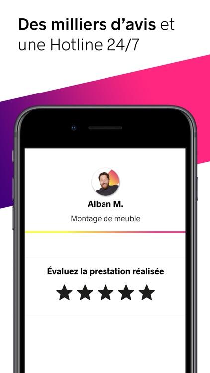 Stootie - Services quotidiens screenshot-3