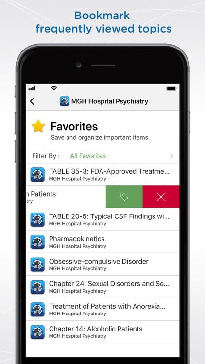 Hospital Psychiatry Handbook screenshot-4