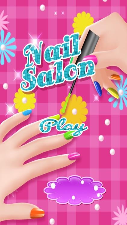 Girls Fashion Nail Salon