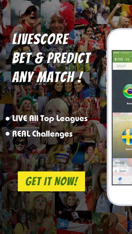 BB Football: live score soccer