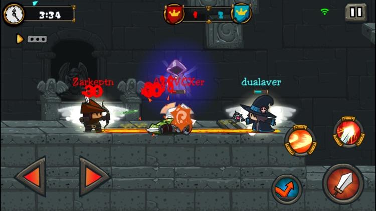 Oh My Heroes! screenshot-3