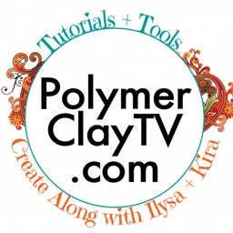 Create Along with Polymer Clay TV