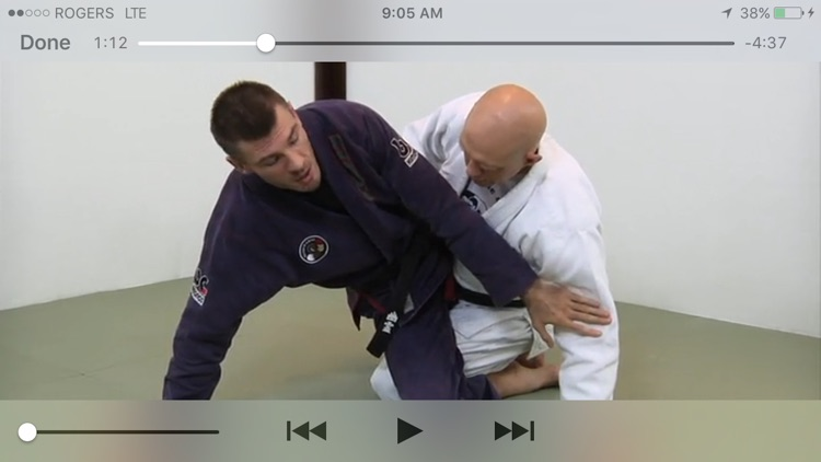 BJJ Guard Game screenshot-1