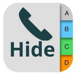 Hide & Clean your contacts