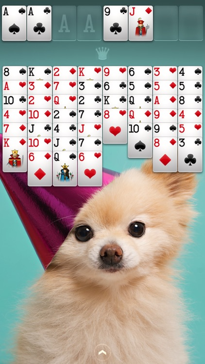 ⋆FreeCell+ screenshot-1