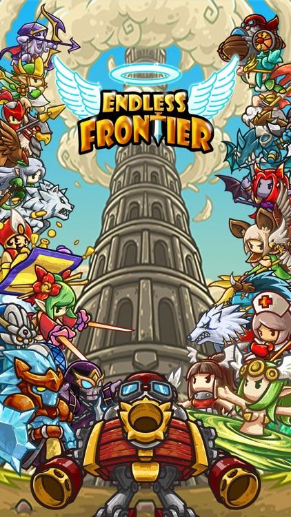 Endless Frontier Saga - RPG screenshot-0