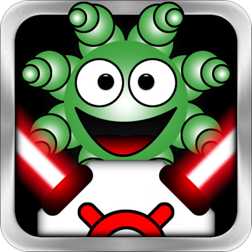 Amid Worlds: Laser Puzzle Game
