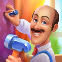 Playrix Games - ホームスケイプ (Homescapes) artwork