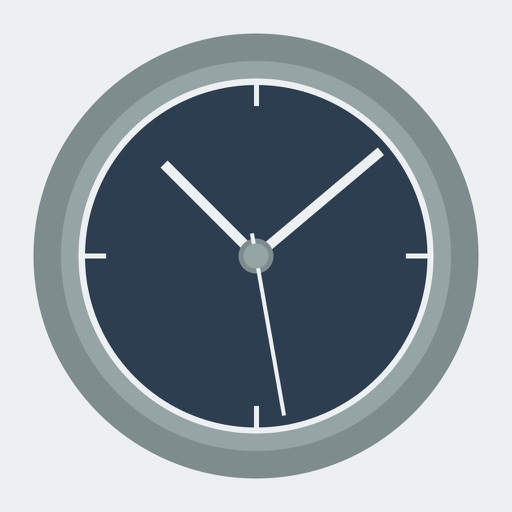 Clock In Out for Work Time Log