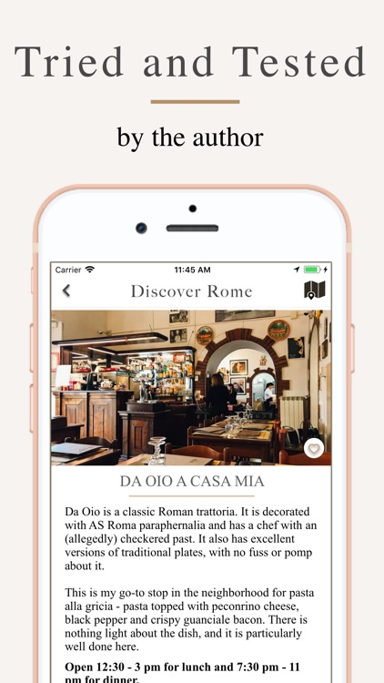 Discover Rome - travel guide screenshot-3