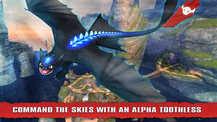 School of Dragons: How to Train Your Dragon screenshot-4
