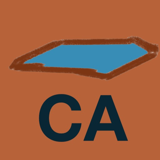 Reservoirs of California