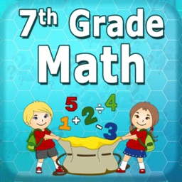 7th Grade Math Test Prep by SoftSchools