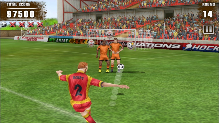 Football Kicks screenshot-4
