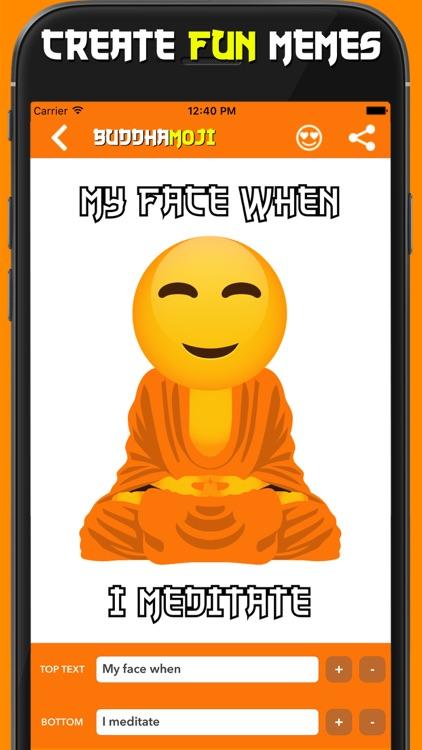 BuddhaMoji - Buddhist Emoji