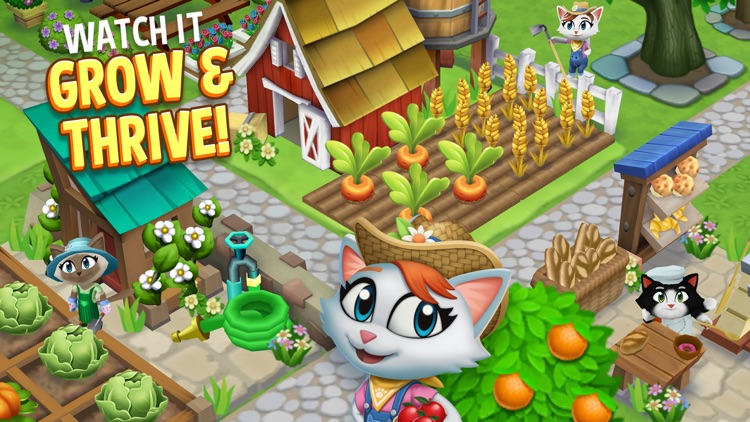 Kitty City: Harvest Valley
