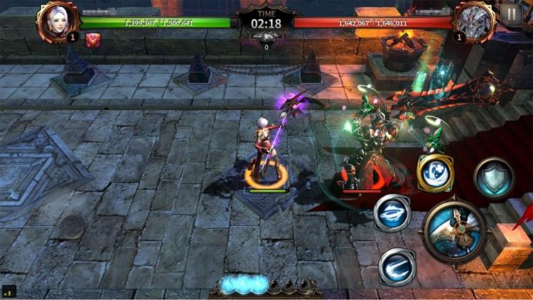 히트: 리부트(REBOOT) screenshot-3