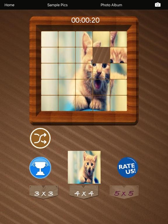 Sliding Puzzle : Slide Puzzles screenshot 7