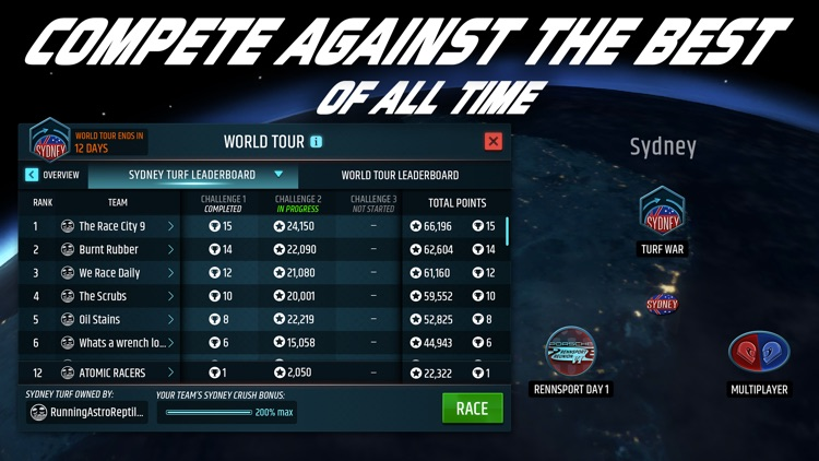 Racing Rivals screenshot-7