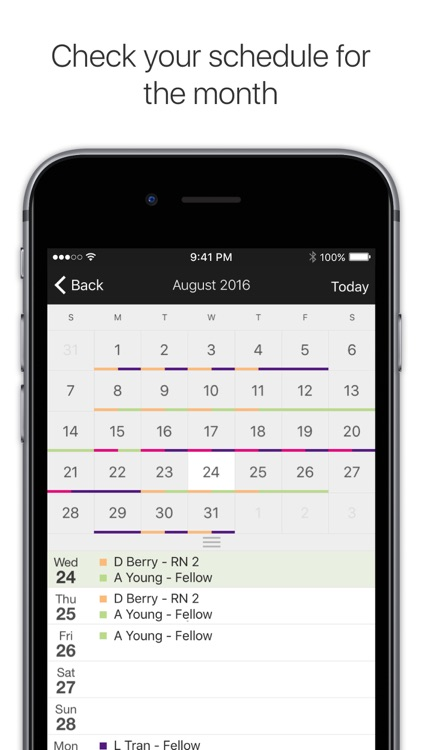 Amion - Physician Scheduling