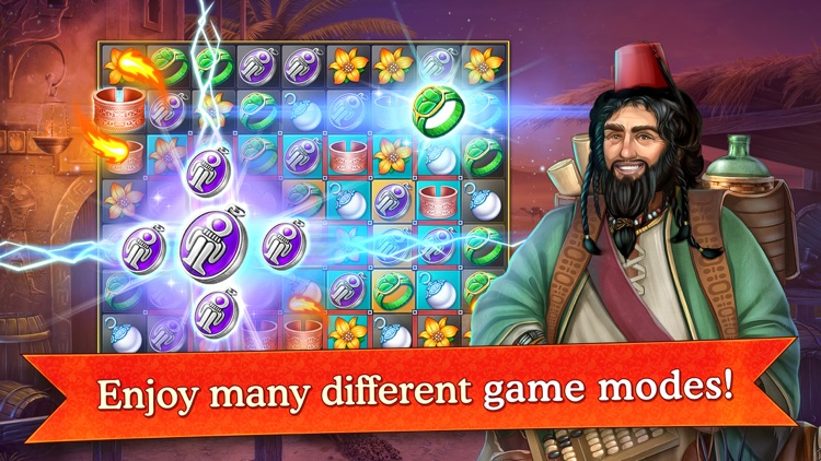 Cradle of Empires screenshot-1