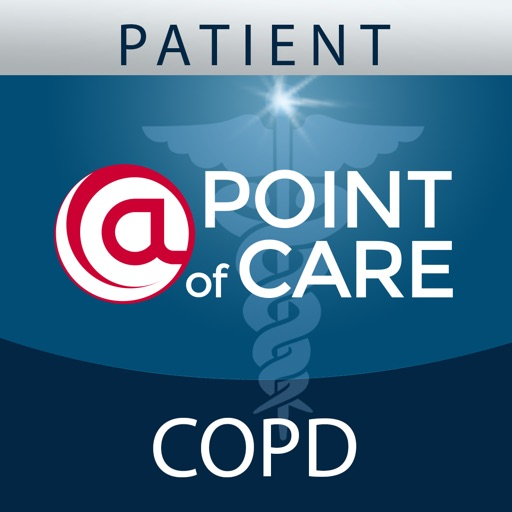 COPD Manager iOS App