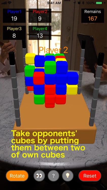 The Cube AR screenshot-3