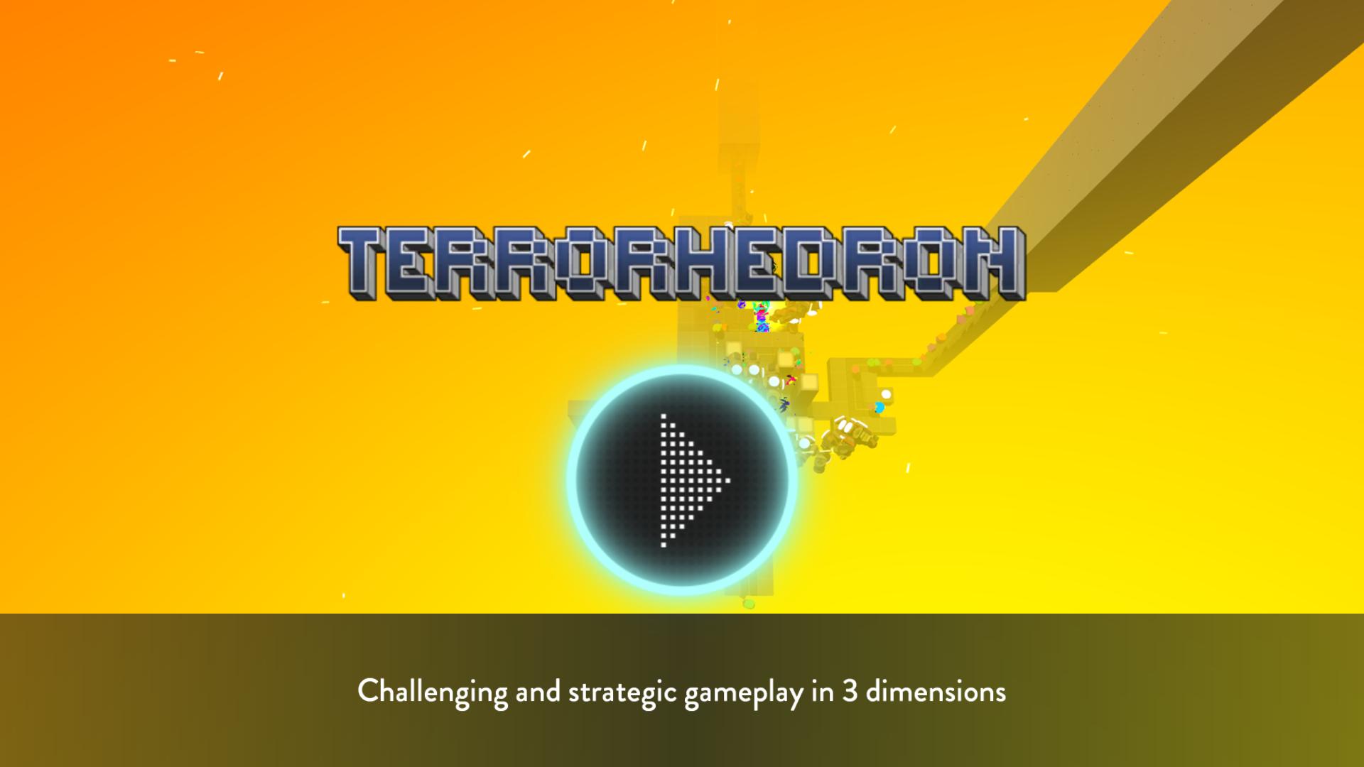 Terrorhedron screenshot 13