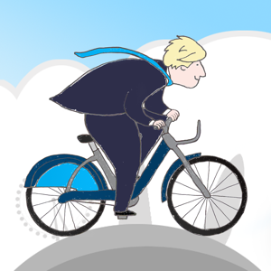 Boris Bike Bedlam app