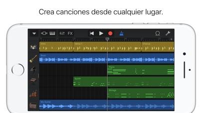 Screenshot for GarageBand in Chile App Store